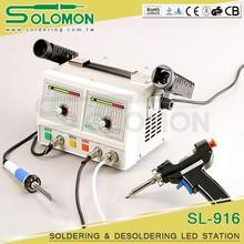 SL-916 SOLDERING STATION & DESOLDERING LED STATION