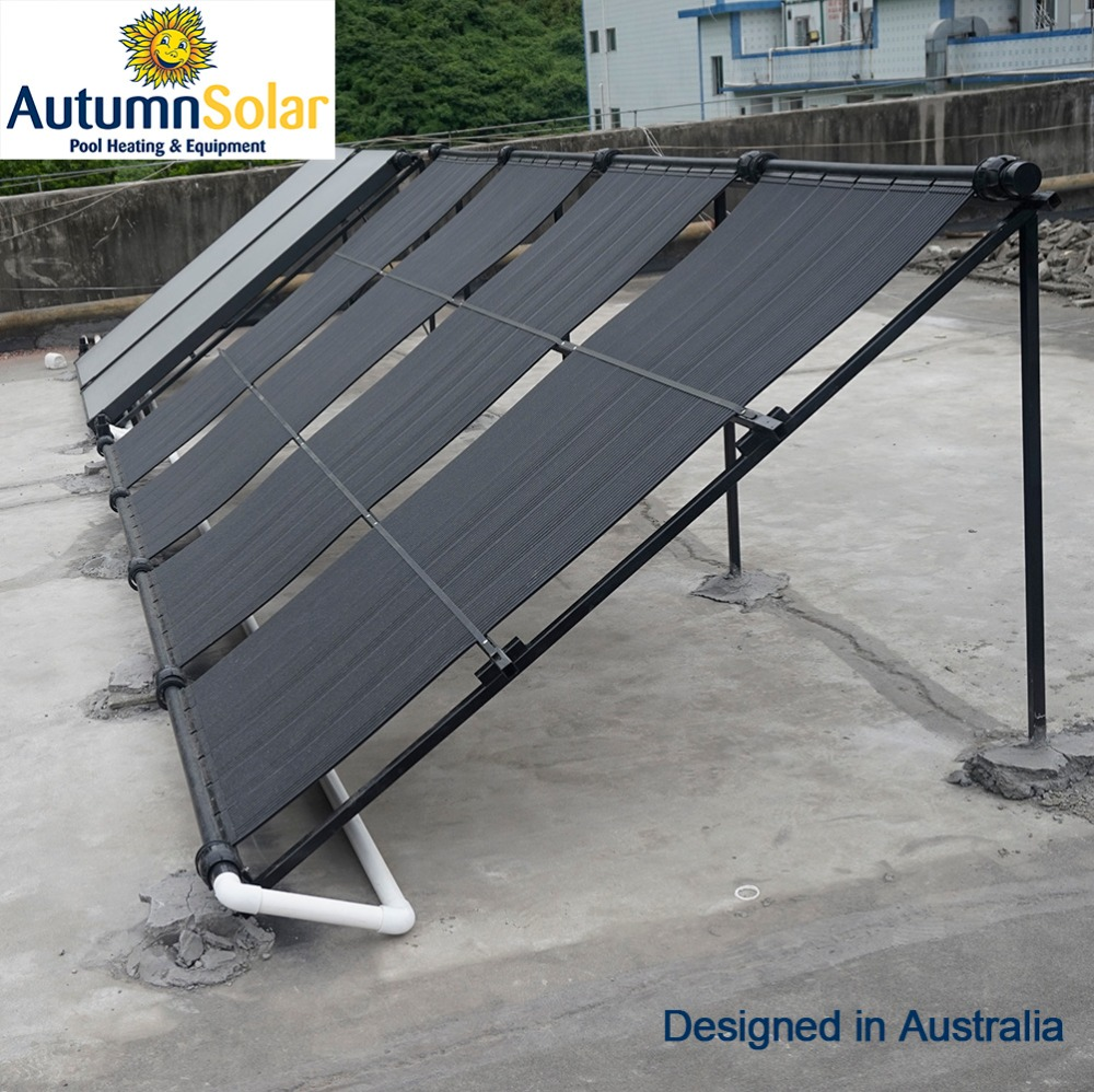 Module Heat Resistant Swimming Pool Solar Panels Heating System View Module Swimming Pool Solar