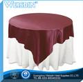 100% algodón al por mayor de china manteles de lino de alta calidad baratos polyster manteles