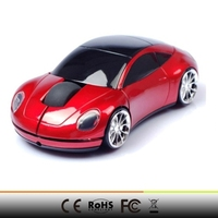 2.4G Wireless car type Mouse , mouse wireless prices