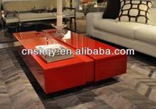 modern design coffee table hot model