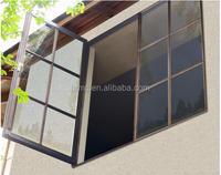 Aluminum Casement window, window grills design pictures