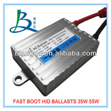 fast boot xenon hid conversion light ballast for hid kit