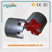 RD1-SR Aluminum Jaw/Spider Set Screw flexible coupling spring coupling encoder coupling