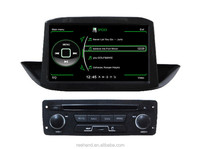 """8"""" S100 windows Car radio for Peugeot 308 2012 2013 With GPS A8 Chipset 3 Zone POP 3G Wifi BT 20 Dics Playing"""