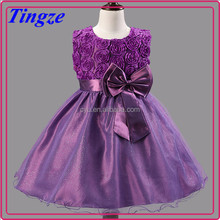 Fashion wholesale boutique beautiful fairy tale princess party dresses for girls of 7 years old TR-WS17