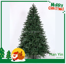 2015 new design best sale PE/PVC artificial Christmas tree for sales