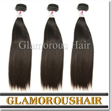 Indian straight hair natural color silk straight indian virgin hair extension indian hair buns