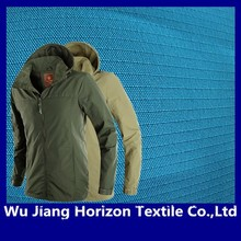 100% polyester ripstop pongee fabric with pu coated for outdoor garment