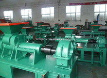 Coal sticks making machine with one year warranty