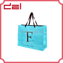 Full color printed paper bag for craft