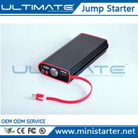 Ultimate F14 12V Car Jump Starter Lithium Battery Jump Starter