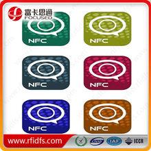 automático de aparcamiento inteligente personalizada etiquetas rfid o antimetal rfid tag windshild