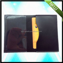 Cedit card organizer soft frosted card holder