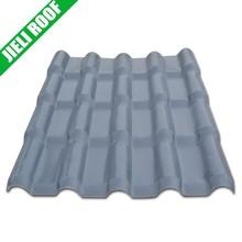 Synthetic resin fiberglass reinforced spanish roofing tiles 720