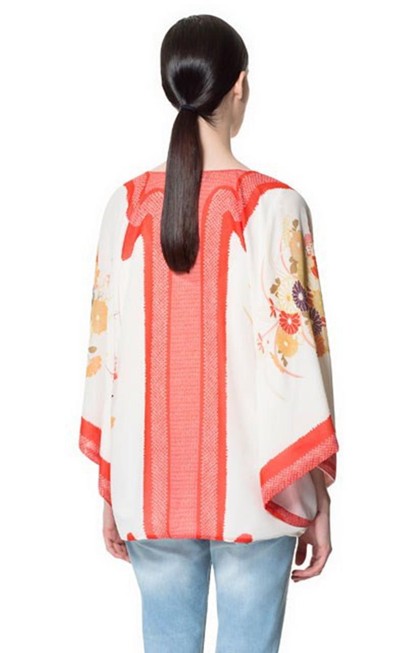 Блузка Кимоно С Доставкой