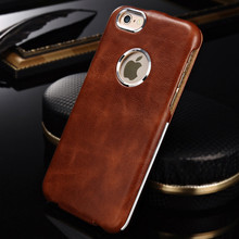 Premium Leather Case For iPhone 6 With OEM Accept