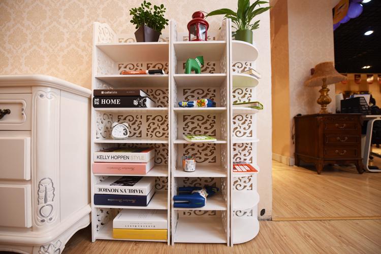 Mueble para libros columna de pared estanteras de libros for Muebles jobe