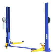 hydraulic double post car lifting machine DHCZ-T8000L