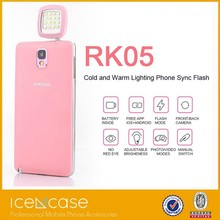 2015 New design products Led Flash Light For iphone6,mini led flash light for phone take photo