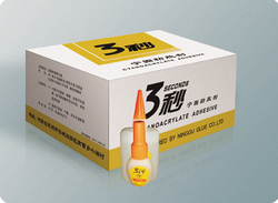 Old brand ethyl cyanoacrylate adhesive in bulk packing with great price