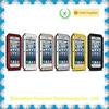 2015 big promotional hot selling aluminum metal waterproof case for iphone 6 plus waterproof shockproof dustproof