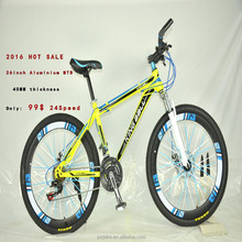 26 inch moutain bicycle for wholesale,40mm thick rim bike with cheap price