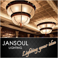 zhongshan bulk wholesale chandelier crystal acrylic ceiling lamp shades round fabric light covers