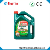 best quality in mould labels for lubricant bottle iml