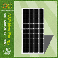 10w monocrystalline solar panel price india with CE/CEC/TUV/ISO