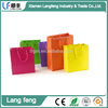 Eco-friendly gift bag set, in colorful kraft paper