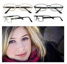 2015 hotsell women men cheap cat eye reading glasses frames with spring hinge