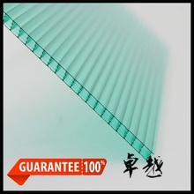 multiwall polycarbonate sheet plastic sunroom gazebo