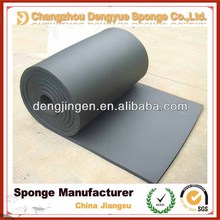 Heat Preservation A/Cused or pipeline used Shock Absorption Nbr Foam Rubber