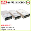 Meanwell MS-300-2G 18v power supply