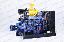 Main parts 4-cylinder diesel engine for sale with clutch