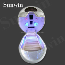 super deluxe digital ozone sauna spa capsule for salon photon skin beauty spaceship luxury far infrared spa capsule