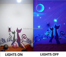 Glow in the Dark for Wall Paper ,Glow in the Dark Pigment