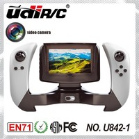 UDI U842-1 real time transmission quadcopter 2.4G Lark FPV rc drone , quadcopter with camera
