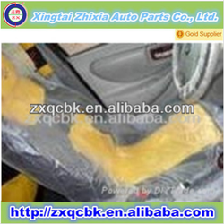 Best selling--ZX full set car seat covers/disposable plastic car seat cover