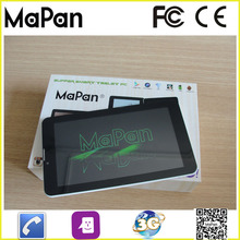 china android tablet pc 7 inch 3g, cheap dual core mtk8312 android phone built in sim card