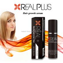 REAL PLUS hair loss serum, hair loss prevention, shampoo anti hair loss