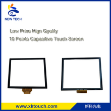 Factory supply direct 10.1 multi touch panel for LCD screen, capacitive touch