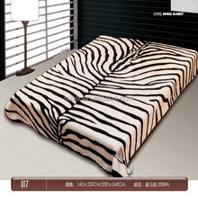 Good quality made in China fashion cotton blanket