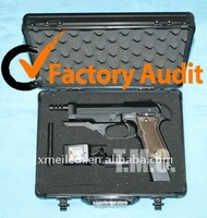 Fashion Black Aluminum Gun Case MLD-AC08