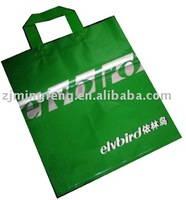 high quality plastic shopping promotion bags