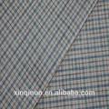 Año nuevo 54 pulgadas tela escocesa mini hecho a mano tradicional tejido de hilo teñido de tela de algodón
