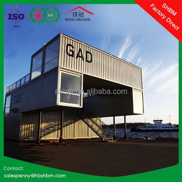 40ft 20ft cheap european luxury cargo container homes for