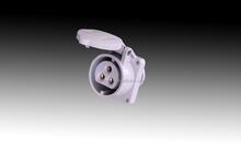 TIBOX new waterproof plug and socket with 3 pin