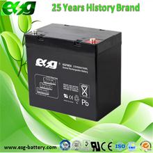 Maintenance Free Sealed Lead Acid Battery VRLA Battery 12V 50Ah